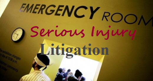 California Serious Injury Litigation Attorneys